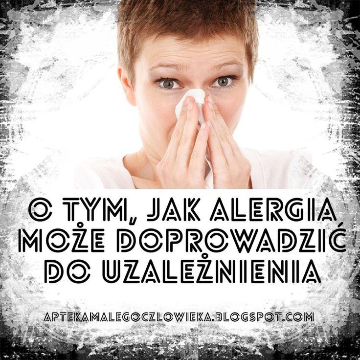 #aptekamalegoczlowieka #alergia #katar #zdrowie