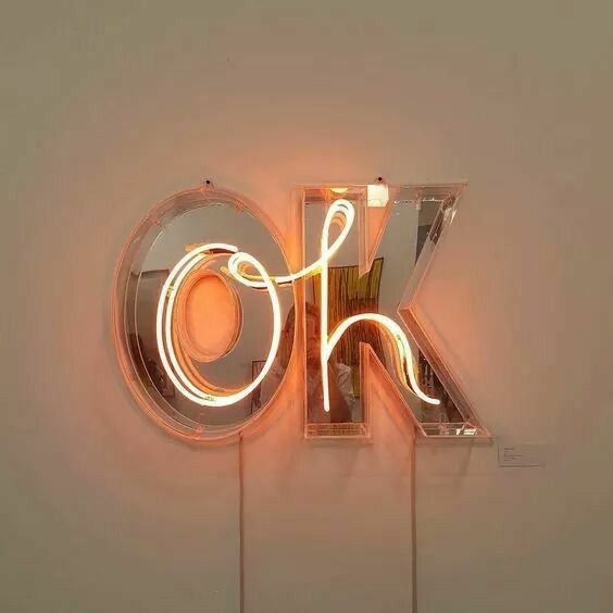 Oh OK neon