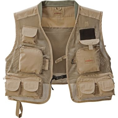 Redington clark fork vest at cabela 39 s another mesh vest for Cabelas fishing vest