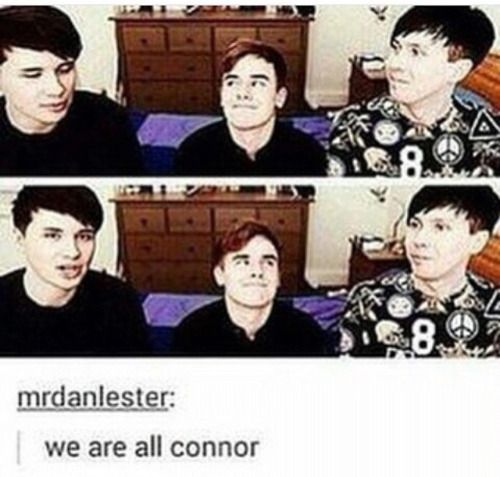 """For some reason I looked up their heights last night and DAN IS 6'4"""" AND PHIL IS 6'2"""" WHAT IS LIFE I THOUGHT PHIL WAS A SMOL BEAN!!?!?!?!!!!???!"""