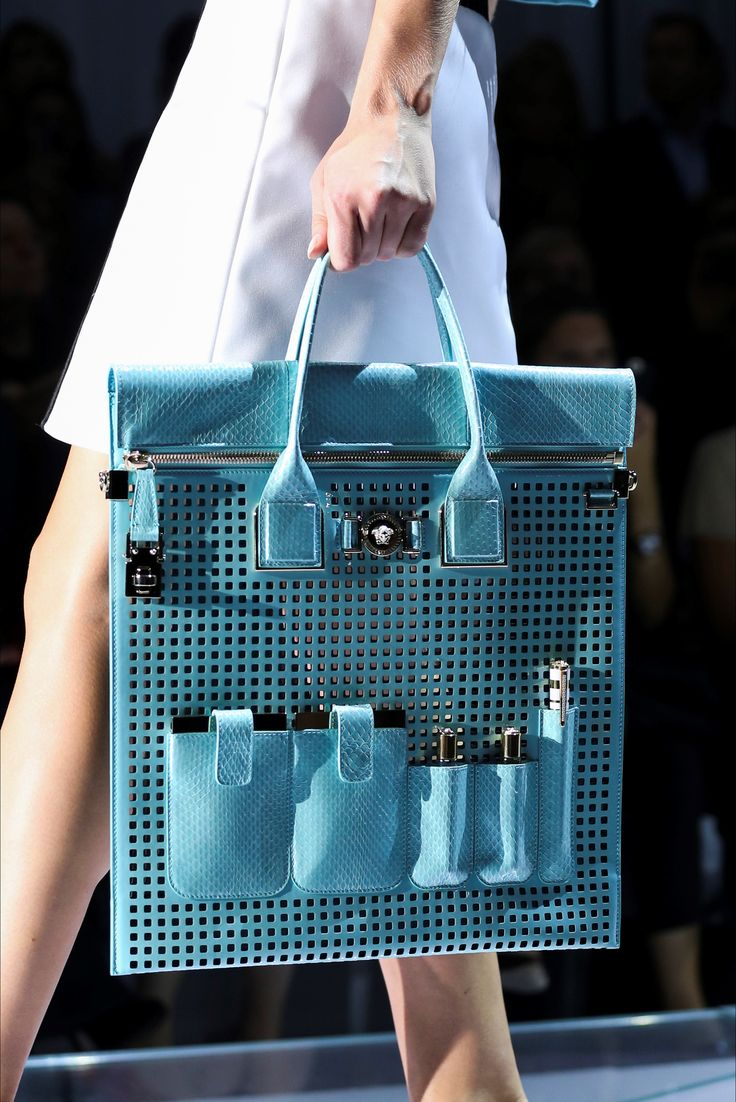 Versace Ready To Wear Spring 2015
