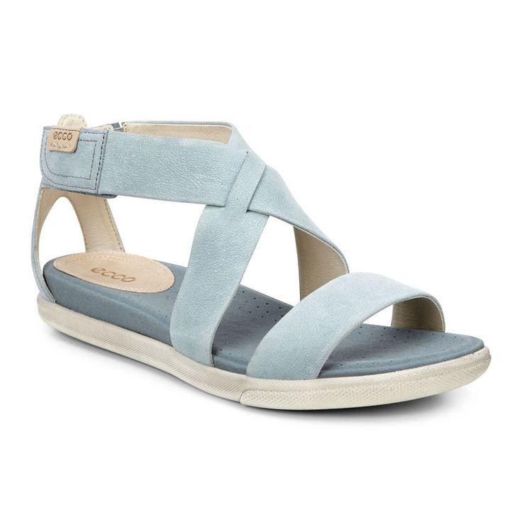 Летние открытые элегантные сандалии из нубука. Кожаная подкладка и стелька  EVA абсорбирует влагу, сохраняя свежесть и прохладу в течение дня.Легкая, гибкая подошва для комфортной ходьбы.