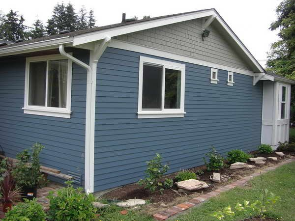 23 best images about siding on pinterest shingle siding for Cheap exterior siding options