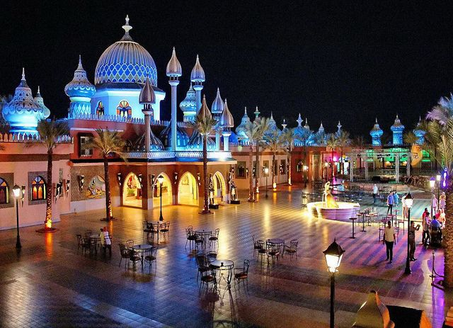 Fantasia Alf Laila wa Laila Nights Tours in Hurghada.