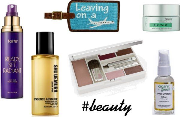 The 5 airport beauty essentials (Travelling in style)