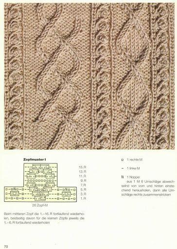 Irische strick-muster - vilvarin68 Араны. Шали - Picasa Web Albums