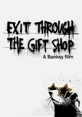 Exit Through the Gift Shop (2010) Amateur filmmaker Thierry Guetta's project to chronicle the underground world of street art takes a fascinating twist when he meets Banksy, an elusive British stencil artist, in this Independent Spirit Award winner for Best Documentary. Unimpressed with Guetta's footage, Banksy takes over filmmaking duties while Guetta reinvents himself as a street artist and -- much to Banksy's surprise -- instantly becomes a darling of the Los Angeles art scene.