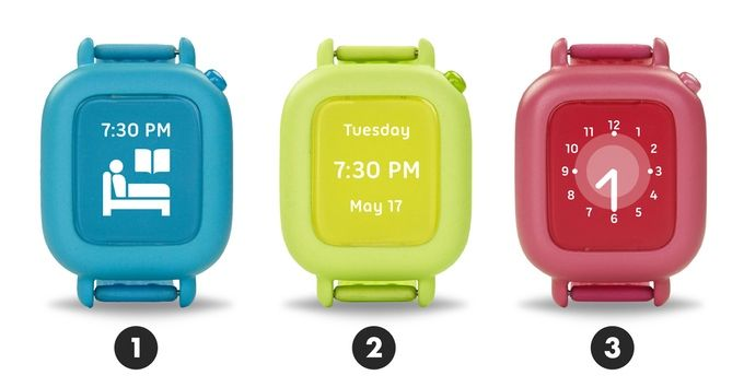 Octopus -- The icon-based watch that young kids can read & understand! by Joy — Kickstarter