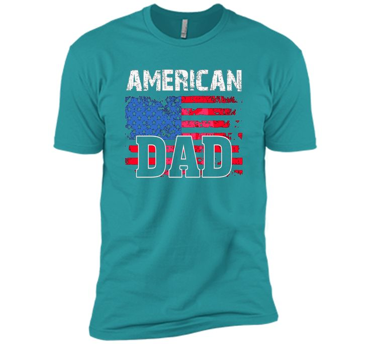 American Dad Flag Hilarious Shirt Gift For Father's Day