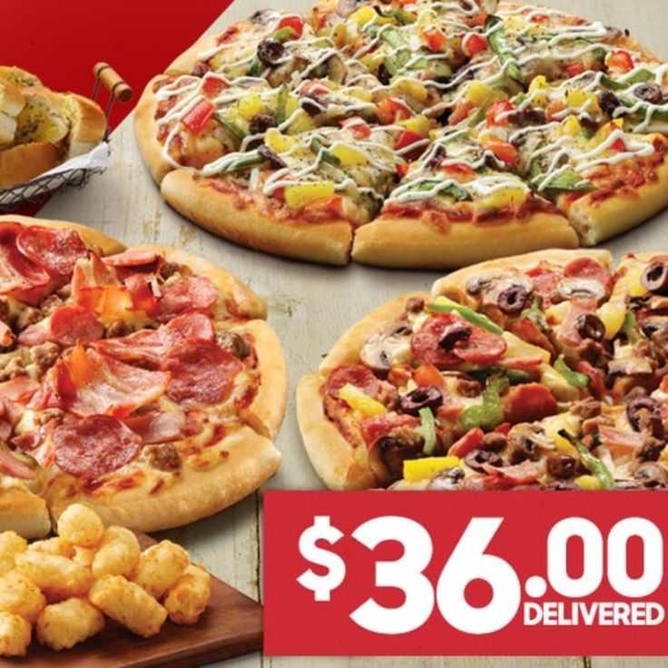 Tuesday Specials Offer From Pizza Hut Moorebank in 2020