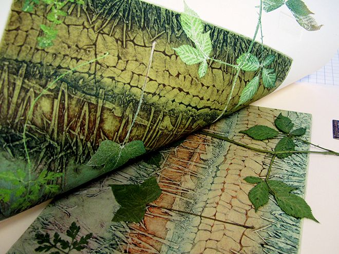 106 best images about Collagraph on Pinterest | Etchings, Paper ...