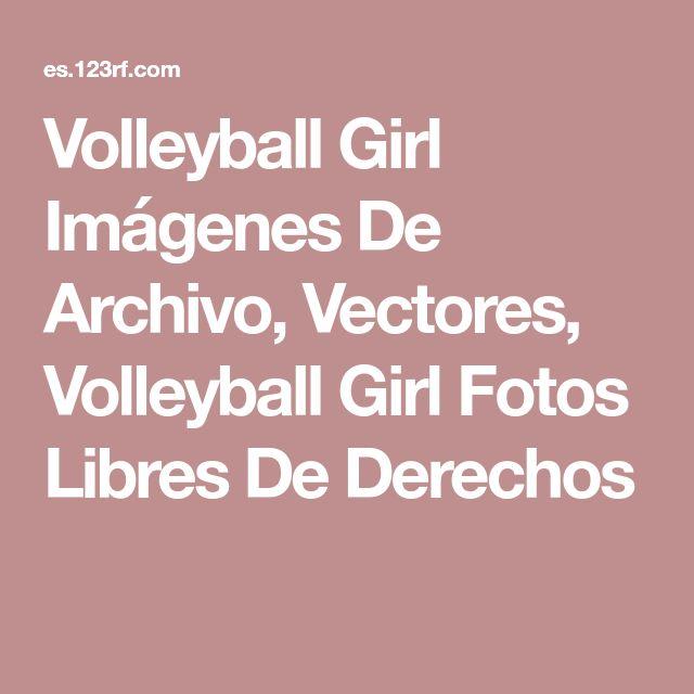 Volleyball Girl Imágenes De Archivo, Vectores, Volleyball Girl Fotos Libres De Derechos