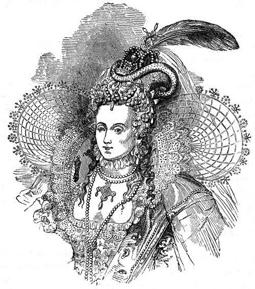 elizabethan images | Elizabethan Era Clothing