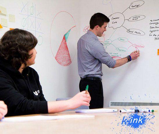 Zdejmowane Tablica Naklejka, winylowe Chalkboard Naklejki Ścienne dla Dzieci Farby/Home Decoration