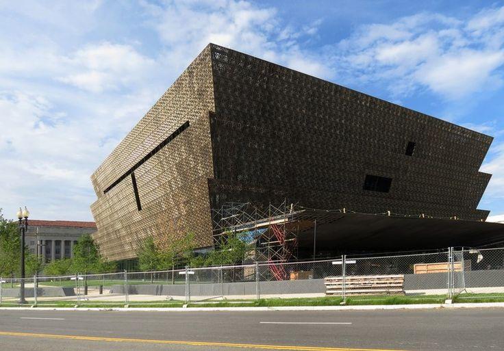 Galeria: Museu Nacional da História Afro-americana de David Adjaye, pelas lentes de Paul Clemence | ArchDaily Brasil