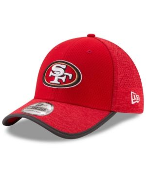 New Era San Francisco 49ers Training 39THIRTY Cap - Red L/XL