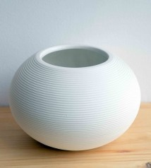 Small Ceramic Vase, product available in the online shop doctordeco. ro