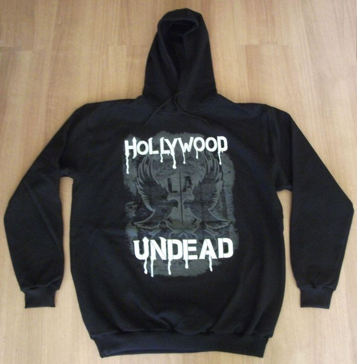 NEW HOLLYWOOD UNDEAD HOODIE SHIRT in Clothes, Shoes & Accessories, Men's Clothing, Hoodies & Sweats | eBay