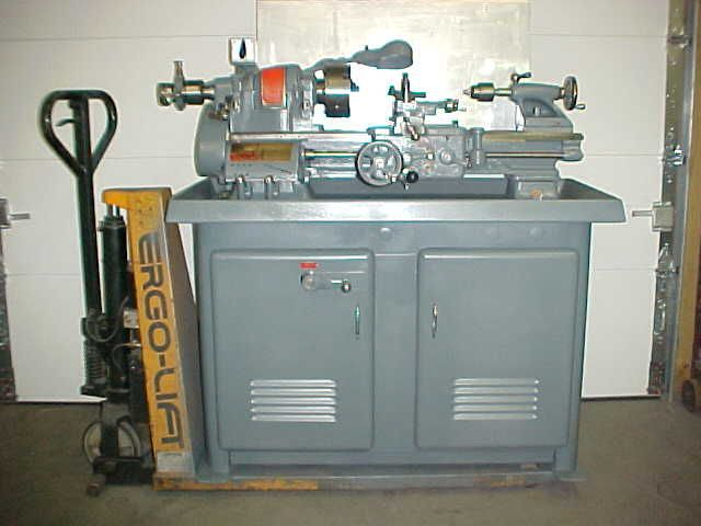 South Bend 10k lathe manual