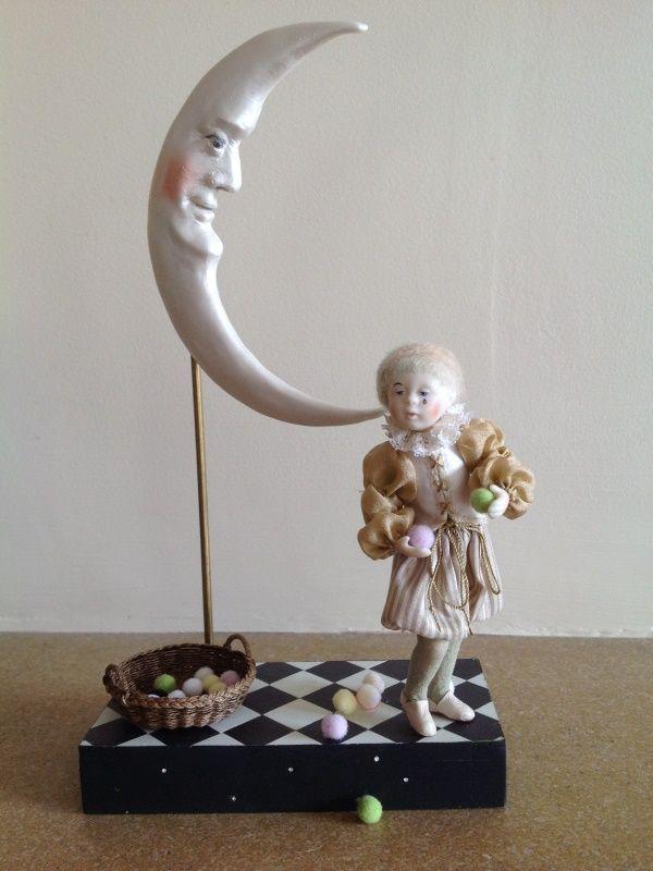 49 best jane davis dolls images on Pinterest   Dollhouse dolls, Jane ...