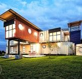 New Jerusalem Orphanage is a Vibrant Shipping Container Home for South African Kids | Inhabitat - Sustainable Design Innovation, Eco Architecture, Green Building