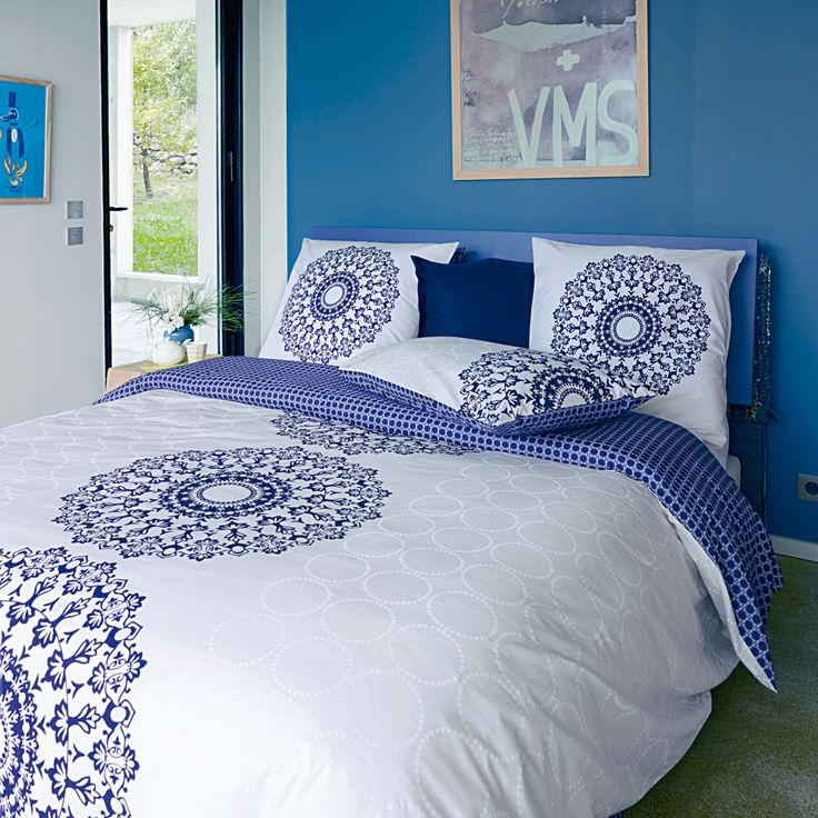 106 best | BLEU | images on Pinterest | Beds, Blue and Architecture