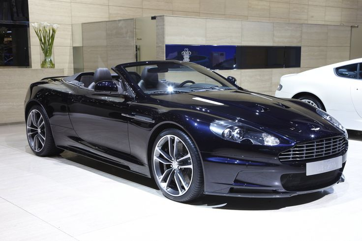 Aston Martin DBS 2010