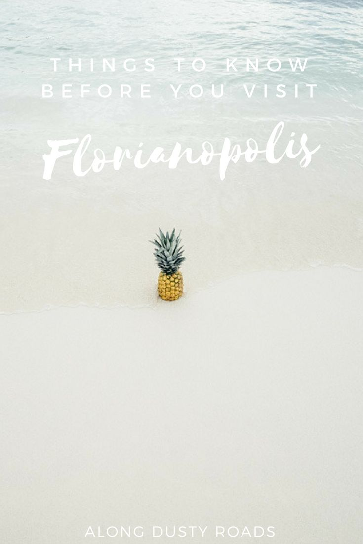 With 42 perfect examples of the Brazil's famous beaches, Florianopolis is the ideal spot for fun, sun and caipirinhas. Click on the pin to discover everything you need to know before booking that trip to one of Brazil's hot spots!