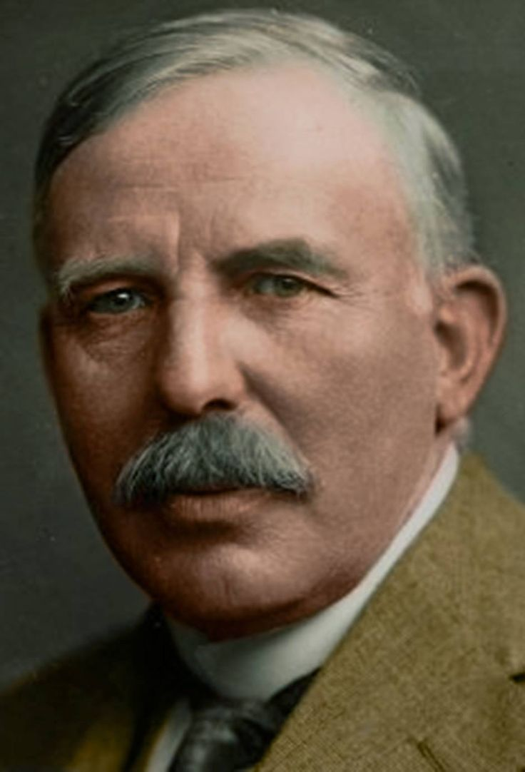 biography of lord ernest rutherford essay