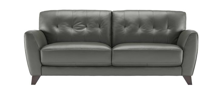 Pucci Leather Sofa Range | Sofology