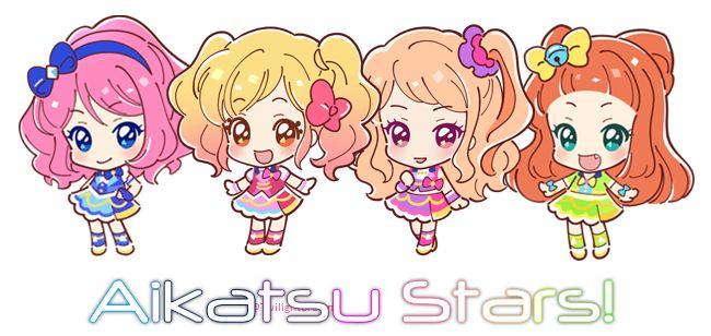 Let's go!! Aikatsu Stars! Season 2
