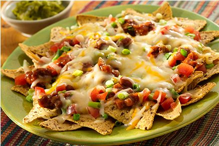 These tasty nachos are nothing like what you're used to: Tons of fresh ingredients and a layer of melted Sargento® Shredded Reduced Fat 4 Cheese Mexican. Description from pinterest.com. I searched for this on bing.com/images
