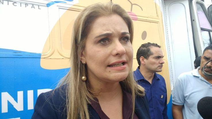 <p>Chihuahua, Chih.- La presidenta Municipal Maru Campos comentó que ante la aprobación a la nueva Ley Estatal Anticorrupción la cual
