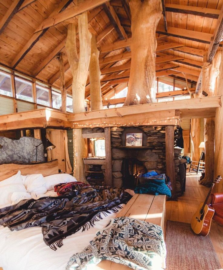 "10.3k Likes, 113 Comments - Take More Adventures™ (@takemoreadventures) on Instagram: ""Cabin goals Photo by: @kylefinndempsey - #takemoreadventures"""