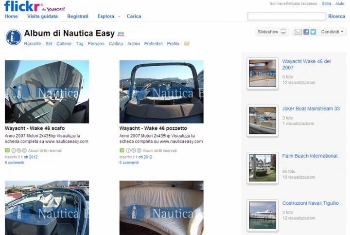Il nostro profilo su #Flickr www.flickr.com/photos/nauticaeasy/