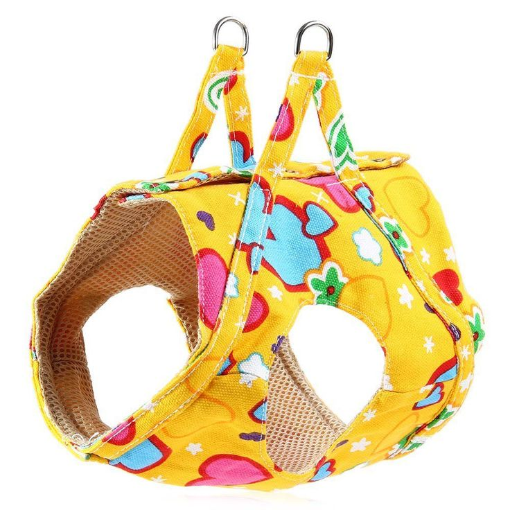New Arrival Fashion Style cat Harness Vest Rope Chest Strap Collar Leash Dogs Cute Clothes^Yellow.M -- Hurry! Check out this great product : Cat Collar, Harness and Leash