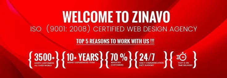 Zinavo( www.zinavo.com ) - #Affordable #Web #Design & #Development #Organization in Bangalore -  https://lnkd.in/ek_ePQE