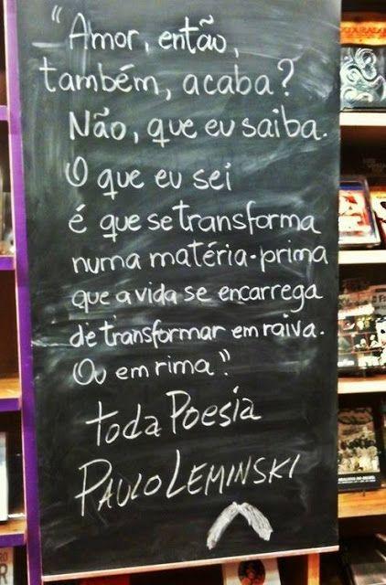 Conversas & Controversas: PAULO LEMINSKI