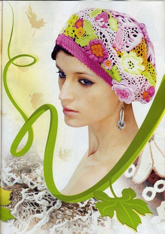 Duplet 140 Russian crochet patterns magazine