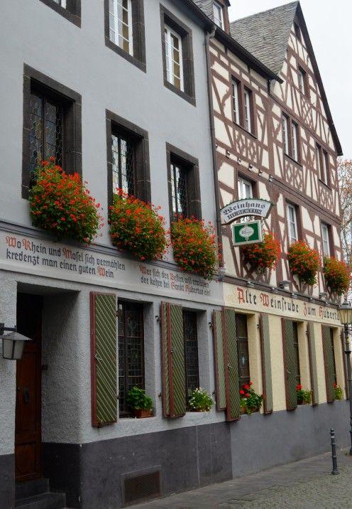 A WALKING TOUR OF KOBLENZ GERMANY - After Orange County