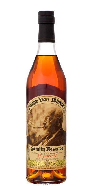 Pappy Van Winkle's Family Reserve Bourbon 15 YO, Old Rip Van Winkle - Flaviar