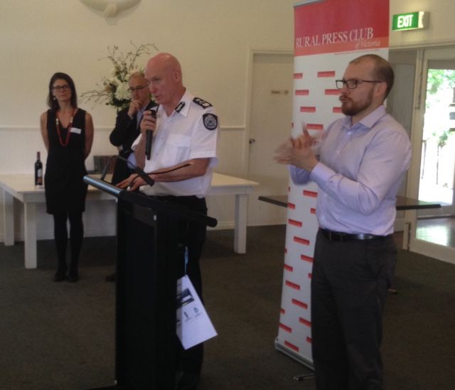 Q&A time for Emergency Management Victoria's Fire Ready app, and Conexu Foundation's OpenAccess Alerts