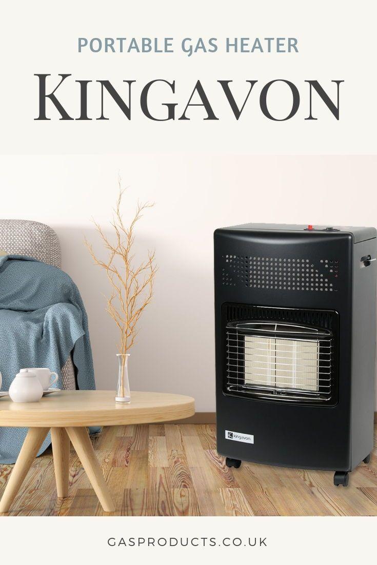Kingavon Portable Radiant 4 2kw Calor Gas Cabinet Heater Radiant Heaters Heater Portable Heater