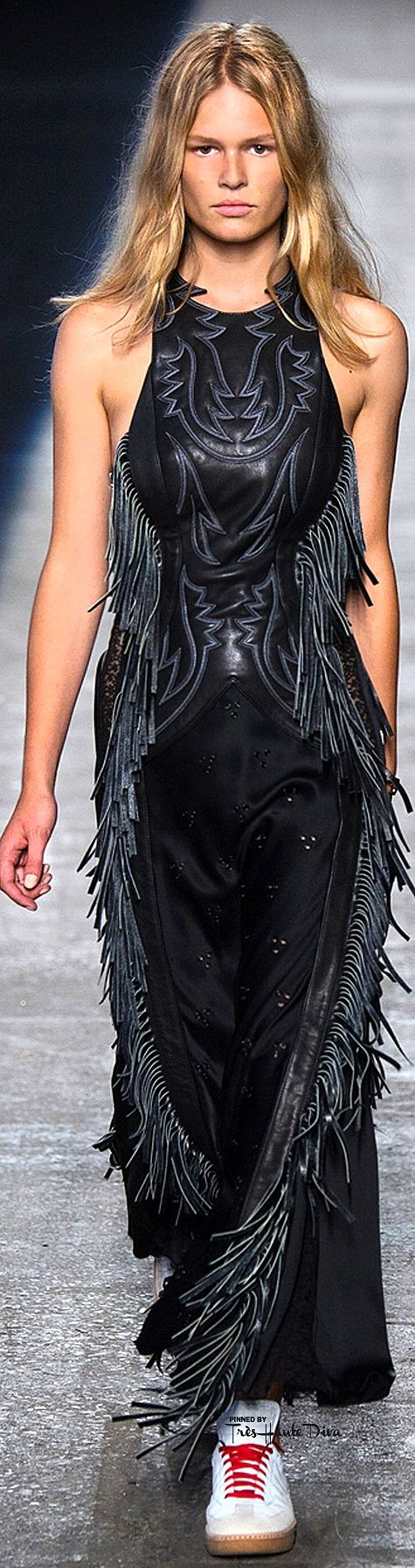 Alexander Wang Spring 2016 RTW ♔ Très Haute Diva ♔  For more fashion visit my…