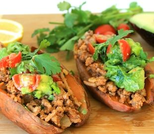 Mexican spiced mince great for an easy mid-week dinner. Tacos anyone?