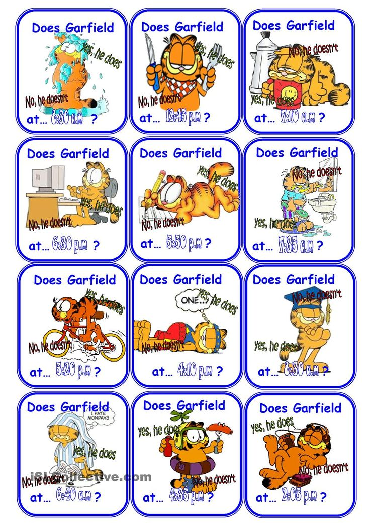 70 best simple past tense images on pinterest school for How do you play go fish card game