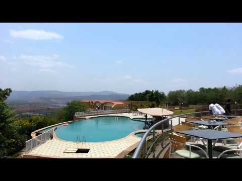 Sinhagad form Wildernest Resort - YouTube