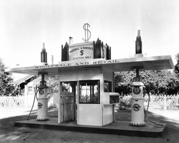 20 Minuten - Alte Tankstellen, einfach nur alte Tankstellen - Reportagen