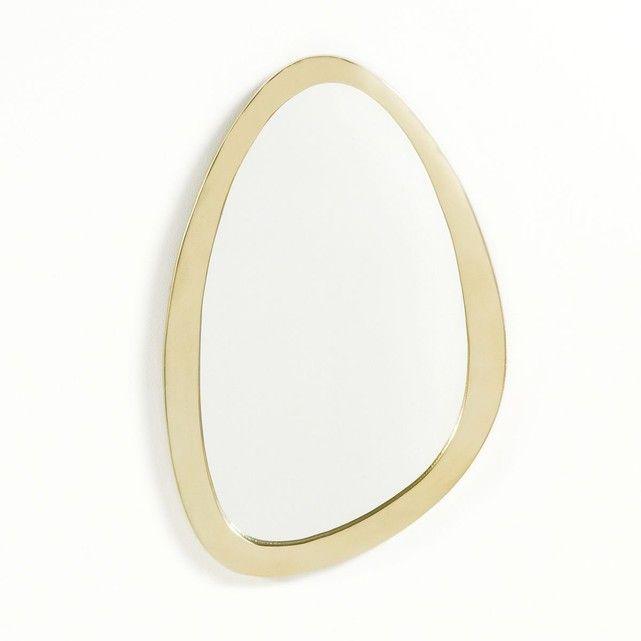 Miroir laiton La Redoute Interieurs