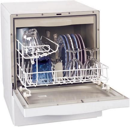Table Top Dishwasher!! Great for people who have small kitchens like me! $160 at Target.